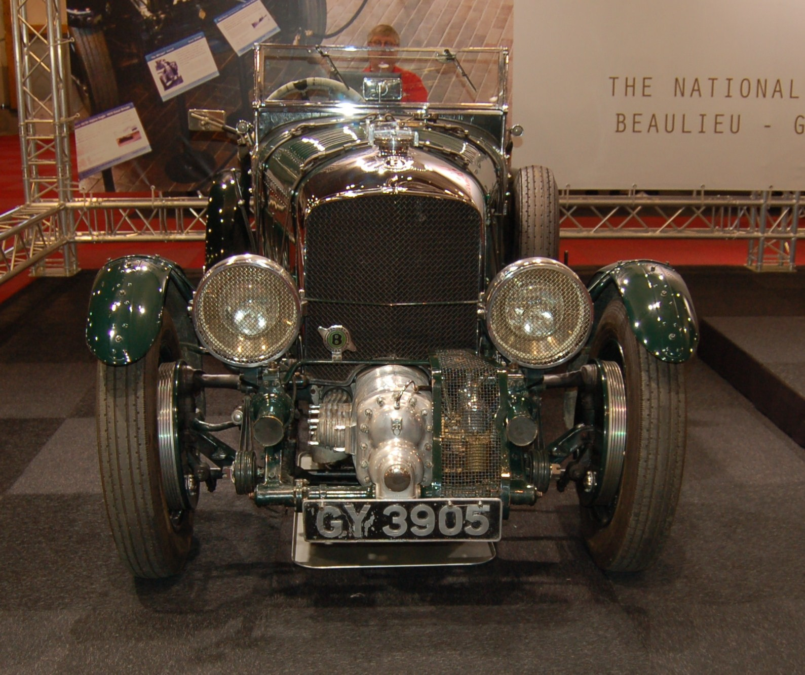 Bentley 45L Supercharged