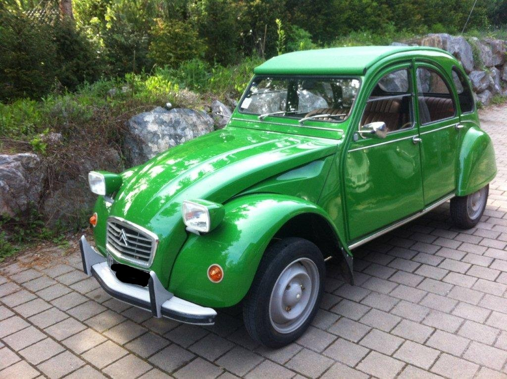 2cv-verte - photos forum 2 - afondlapassion