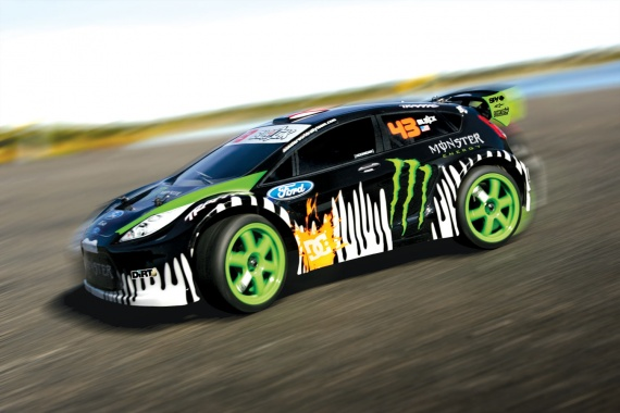 voiture radio command e ken block action tuning voiture. Black Bedroom Furniture Sets. Home Design Ideas