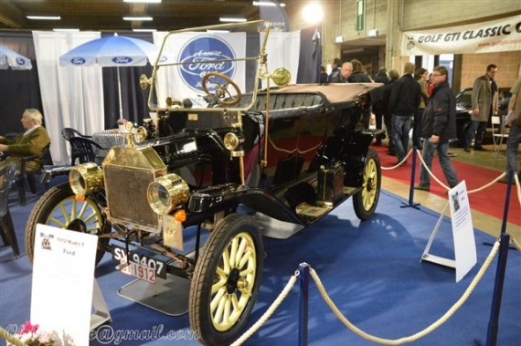 Antwerp Classic 02-03-2013 Ford T (2)