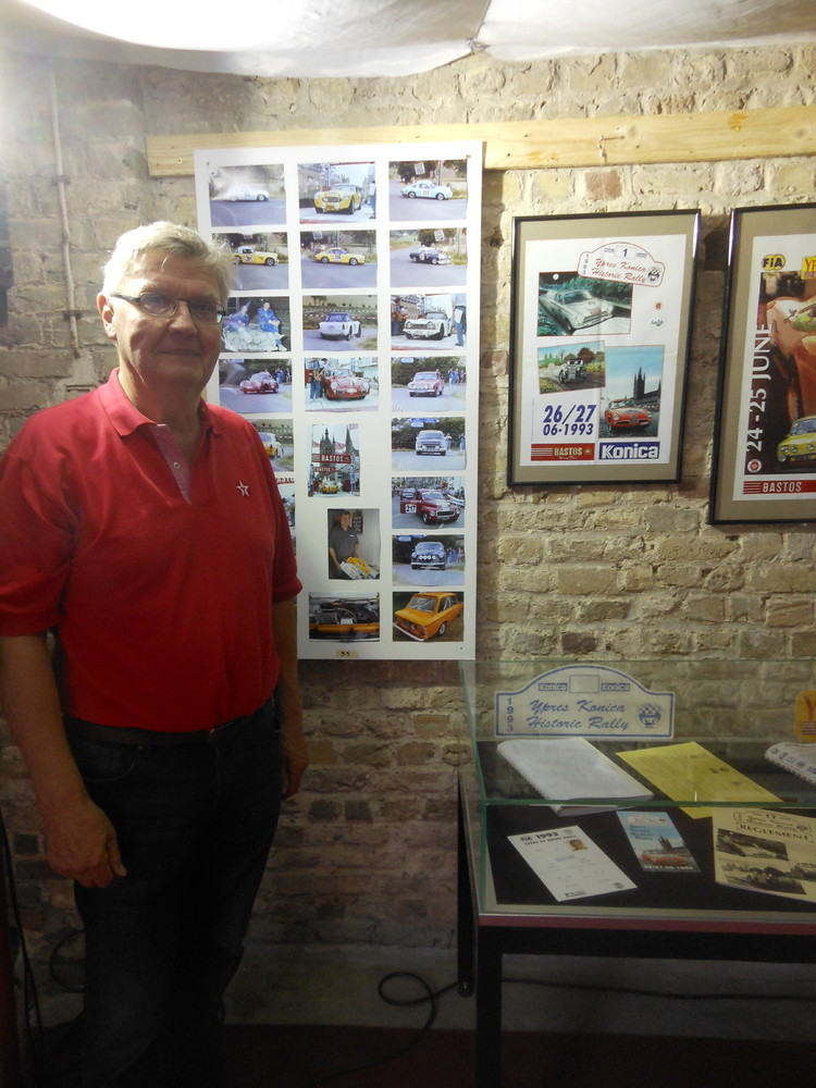 2017 expo met Franklin Bataille foto GG