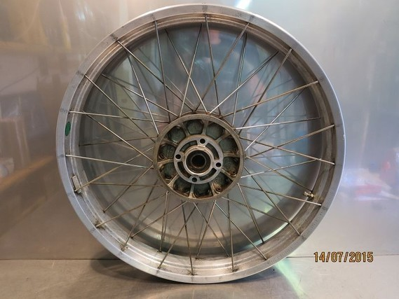 ROUES RAYONS GS