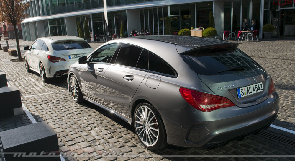 Topic Officiel Mercedes Cla Shooting Brake X117 2014