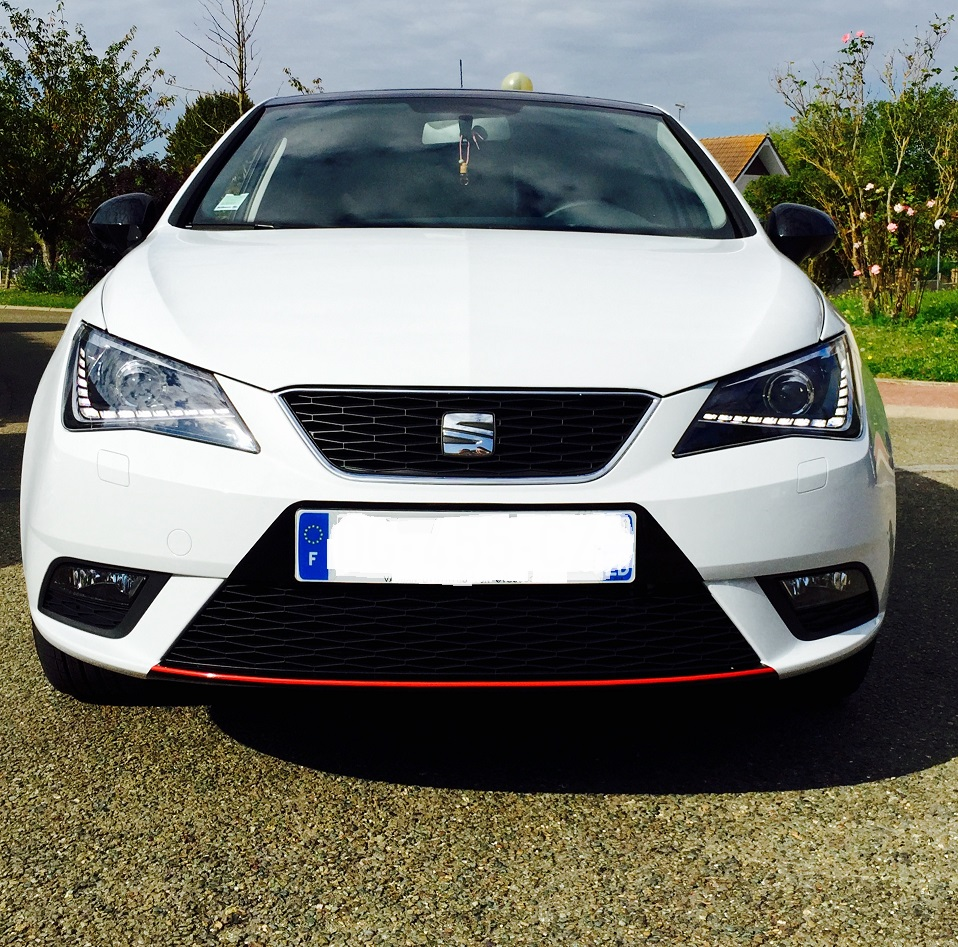 seat ibiza 1 2 tsi 105cv i tech 2014 pr sentation ibiza seat forum marques. Black Bedroom Furniture Sets. Home Design Ideas