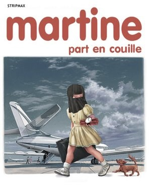 Martine part en couille humour triumph only photos club - Je porte des couches au travail ...