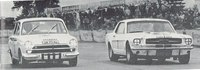 FORD Cortina Lotus Witmore Sears Mustang Pierpoint Neerpach 1965 DTM