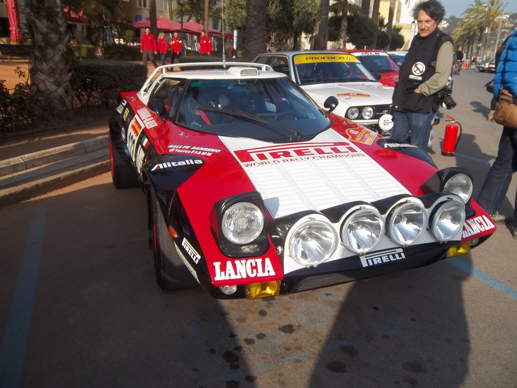 lancia stratos 2014 03 14 rally costa brava autos italiennes triumph only photos club. Black Bedroom Furniture Sets. Home Design Ideas