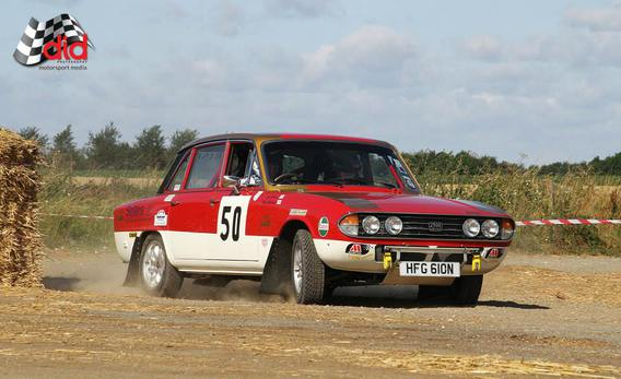 2.5PI MkII 2014 HFG610N J Cowling mem Stages Lee Sellars