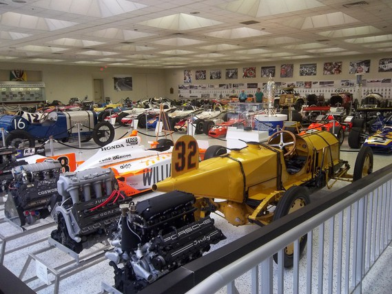 [USA] Hall of Fame Museum et Indianapolis Motor Speedway Img-56720126bc
