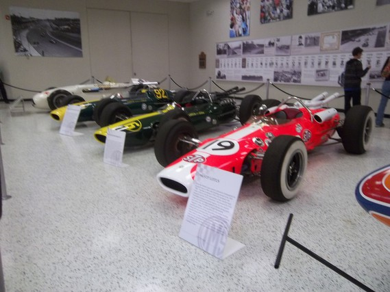 [USA] Hall of Fame Museum et Indianapolis Motor Speedway Img-56720274c4