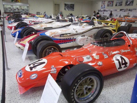 [USA] Hall of Fame Museum et Indianapolis Motor Speedway Img-5672031373