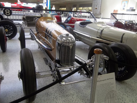 [USA] Hall of Fame Museum et Indianapolis Motor Speedway Img-5672032f86