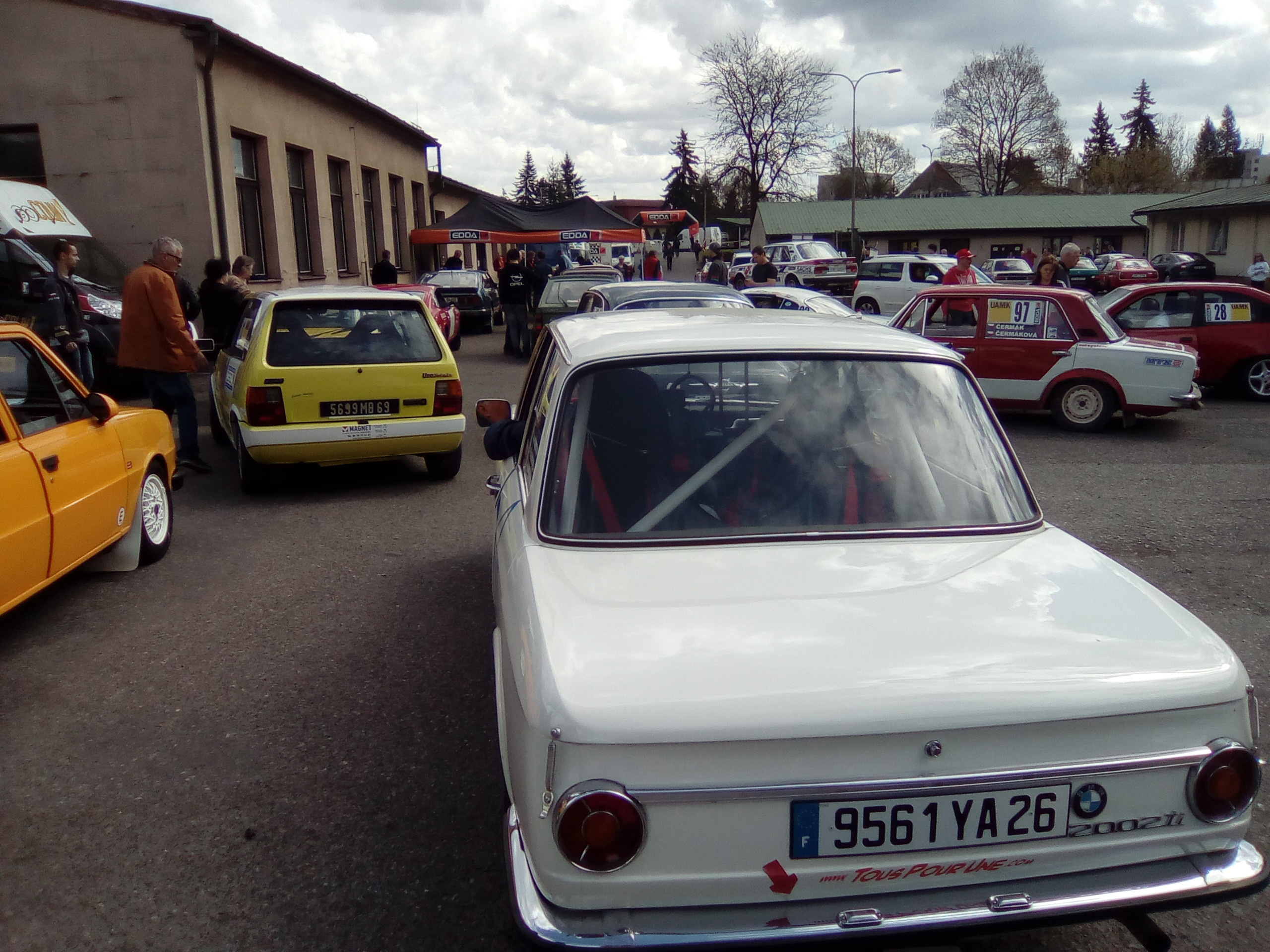 CZ du 11 au 14 Mai  RALLYE PRAGUE REVIVAL 2018 - Page 2 Big-7146620520