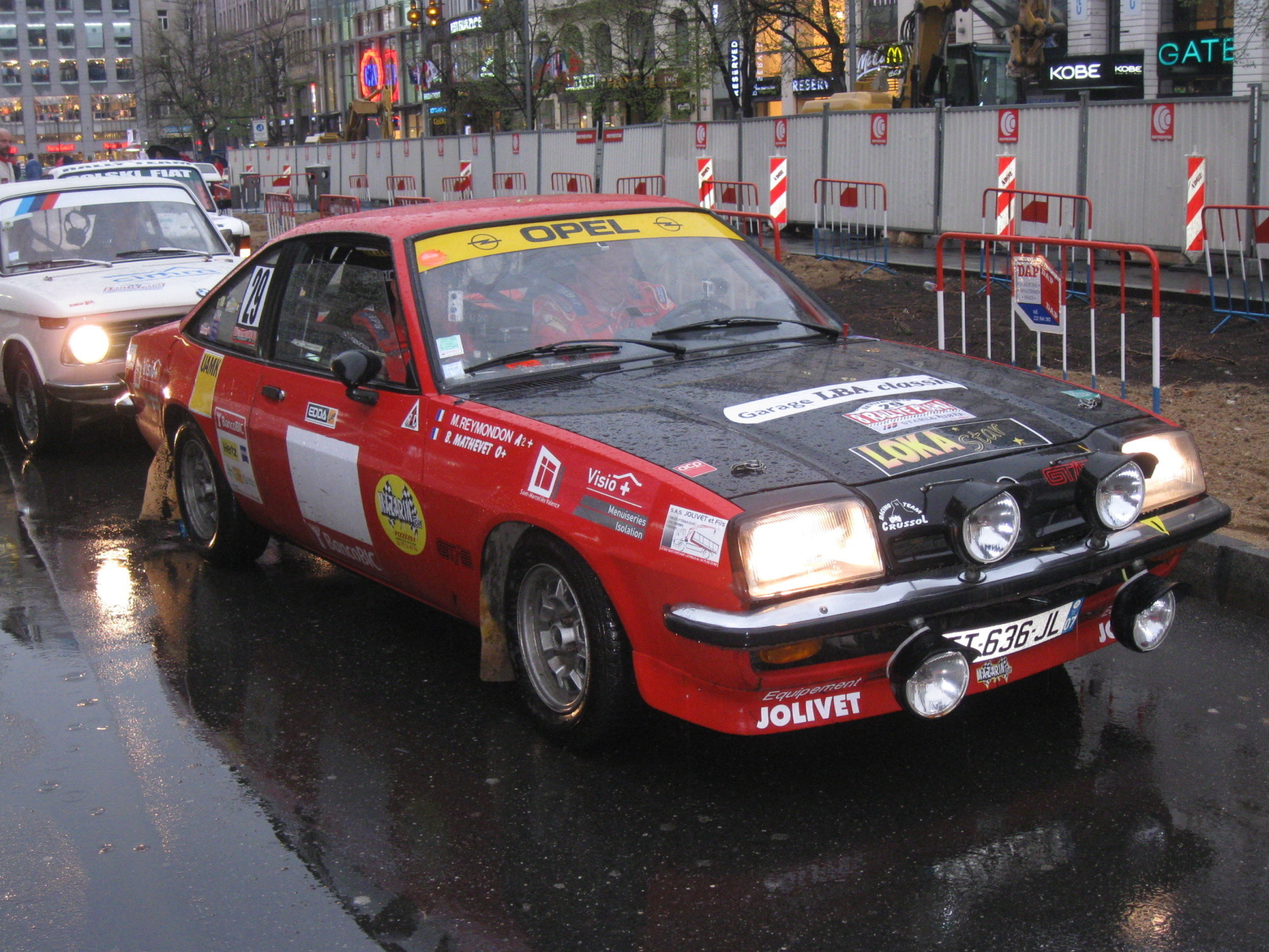 CZ du 11 au 14 Mai  RALLYE PRAGUE REVIVAL 2018 - Page 2 Big-7146628707