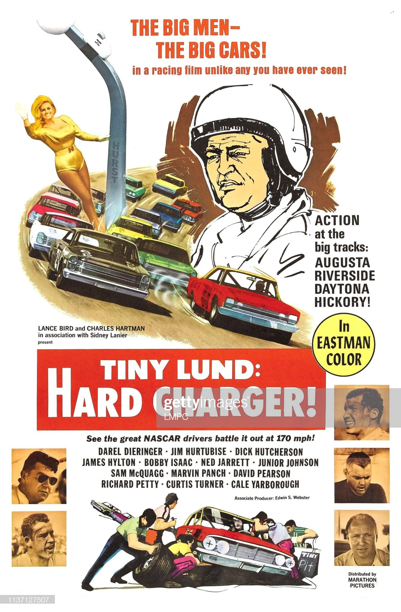Tiny Lund Hard charger