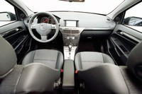 Opel astra h cosmo intérieur 2
