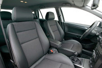 Opel astra h cosmo intérieur