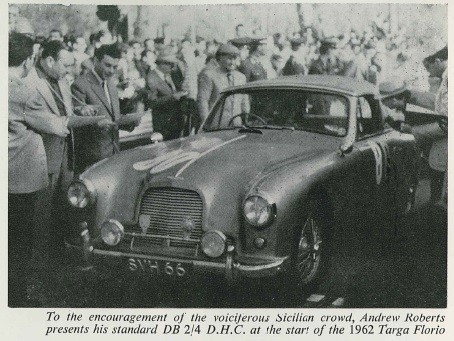 1962 #80 Aston Martin DB 2-4 GT R-Wray Jr- - D Crosfield(1)