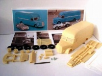 1954 Mercedes-Benz O3500 Two-Car Racing  S.P.T.C