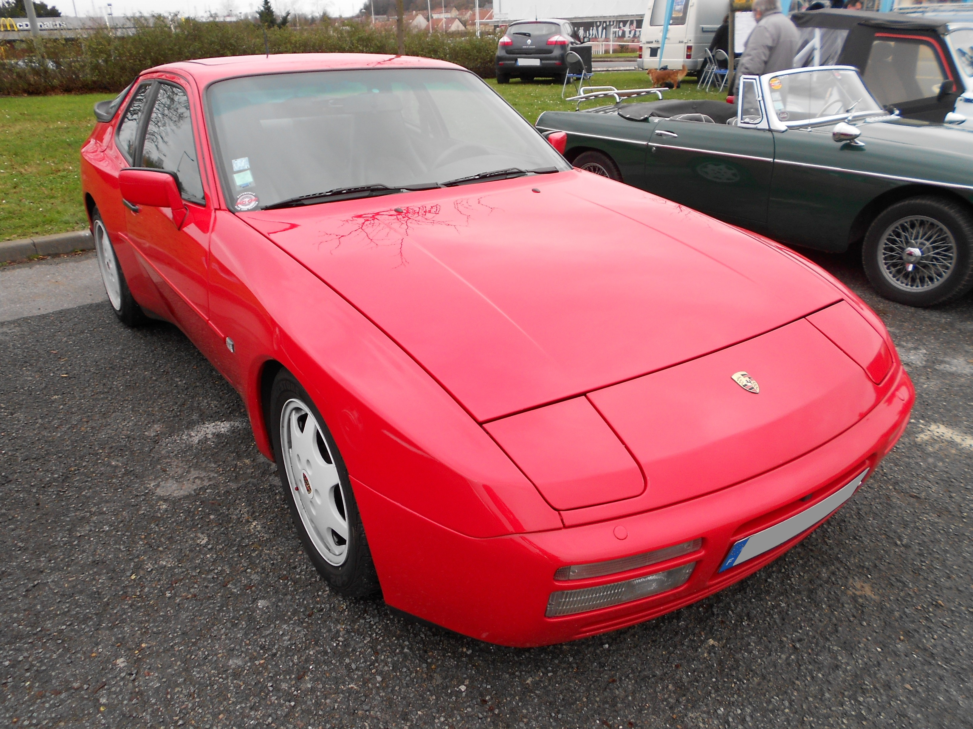 porsche 944 turbo montataire le 22 janvier 2012 mike060 photos club. Black Bedroom Furniture Sets. Home Design Ideas