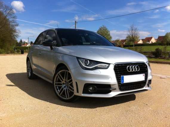 audi a1 sportback sline 1 4 tfsi 185cv stronic audi forum marques. Black Bedroom Furniture Sets. Home Design Ideas