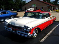 Mercury Turnpike Cruiser 1957 av 3