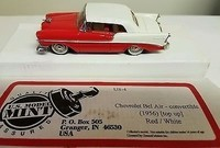 US-MODEL-MINT-US-4-Chevrolet-Bel-Air-Convertible