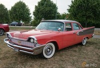 Chrysler Windsor 1958 av