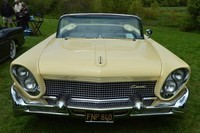 Lincoln Continental Mark III conv 1958 front
