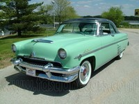 Mercury Monterey Coupe 1954 av1