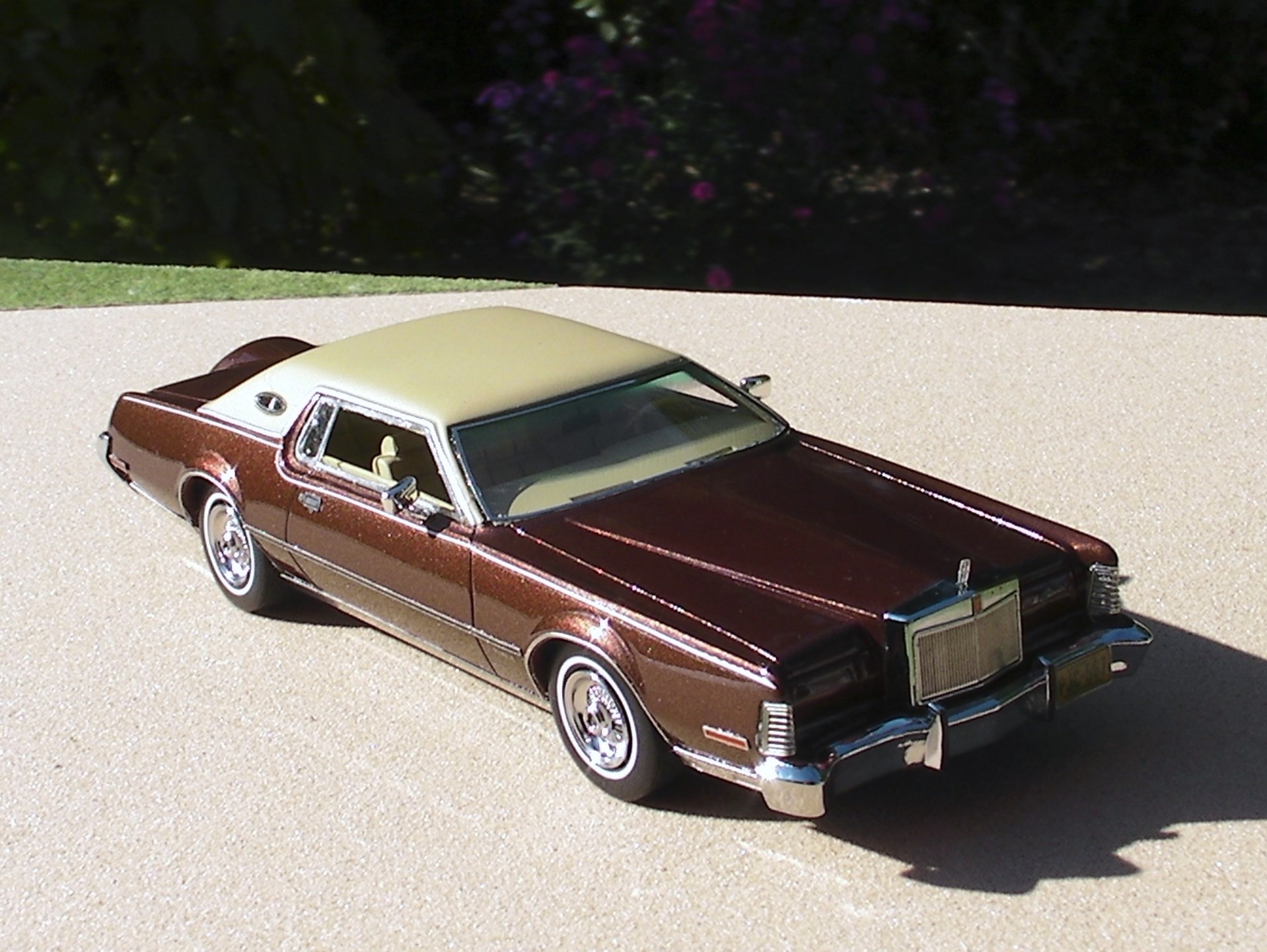 Lincoln Continental MK IV (6)