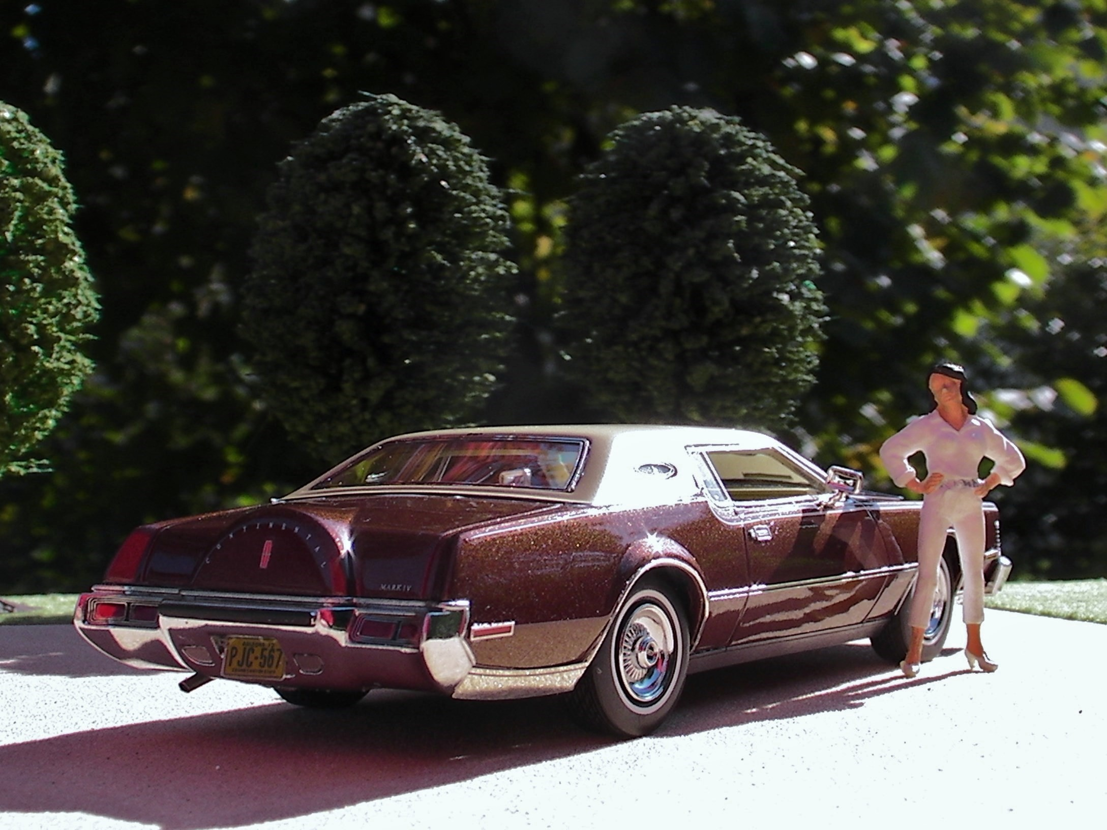 Lincoln Continental MK IV (1)