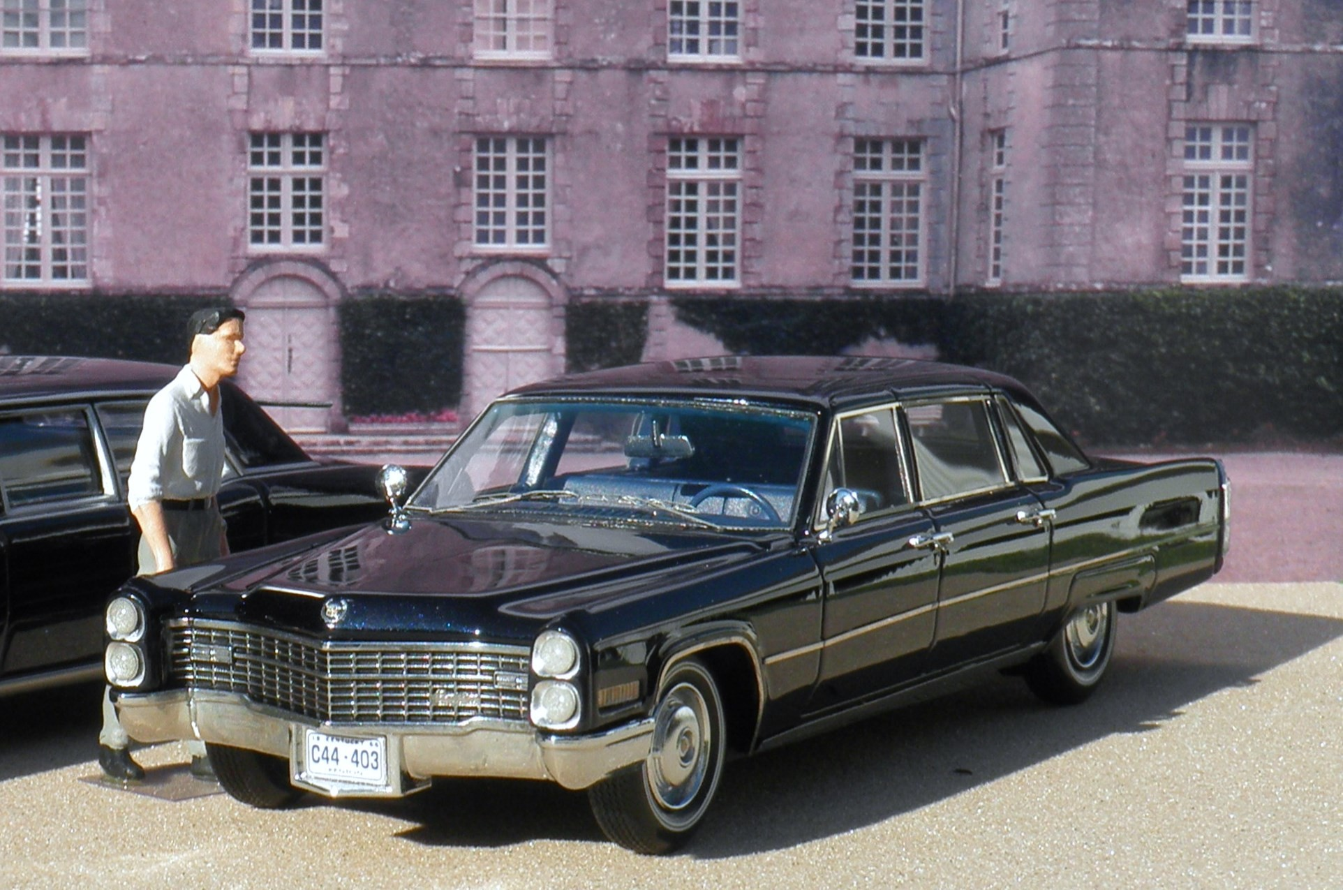 Cadillac 66 series75 Fleetwood imperial sedan (8) - Copie