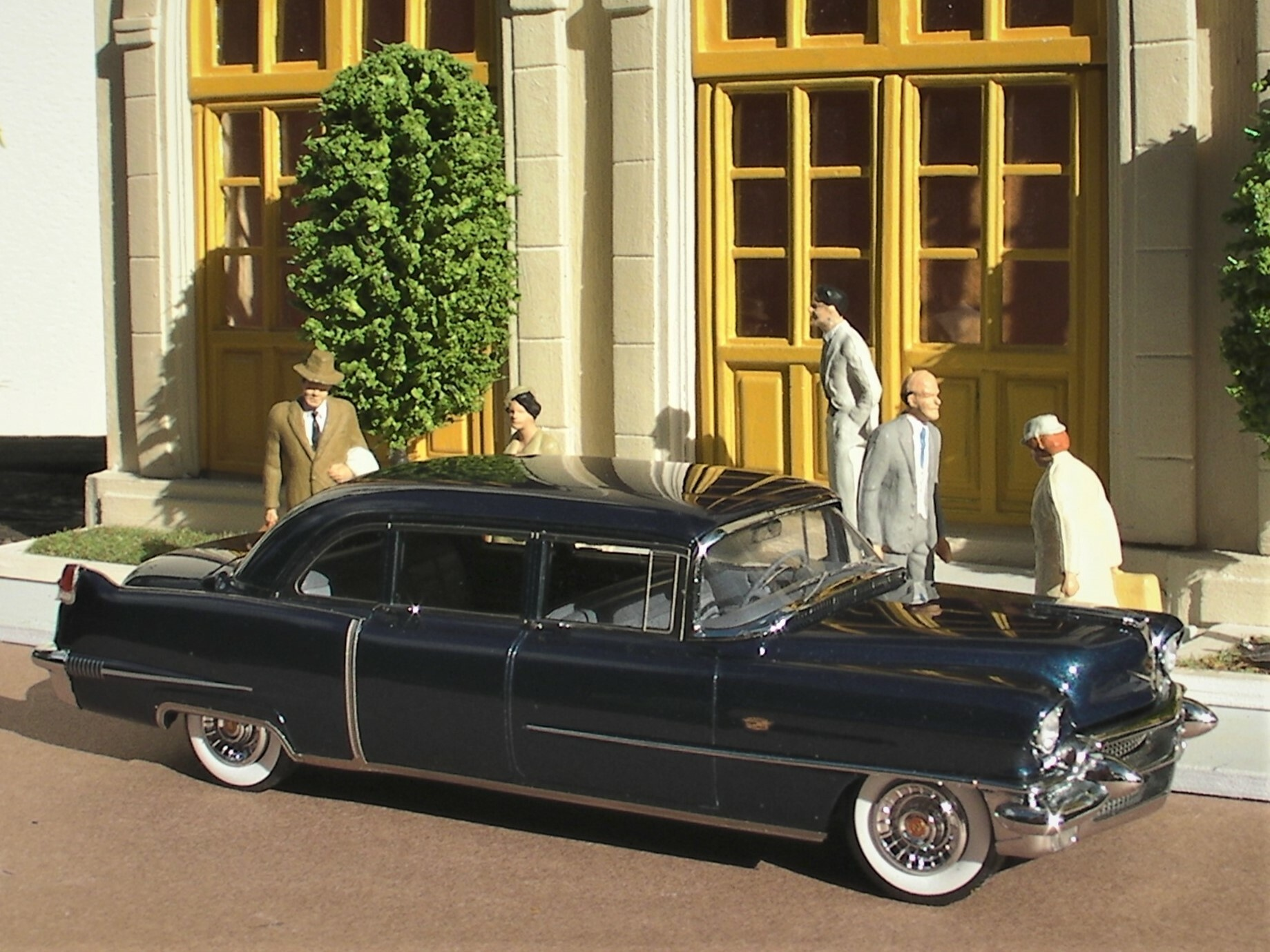 Cadillac 56 Serries 75 Fleetwood Limousine (3)