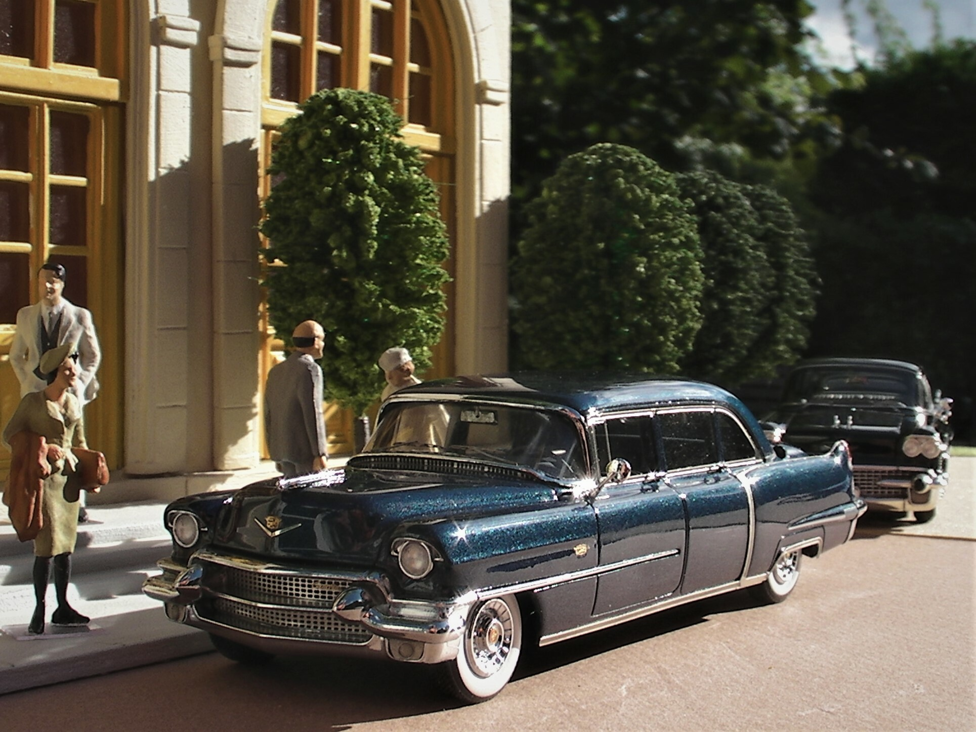 Cadillac 56 Serries 75 Fleetwood Limousine (4)