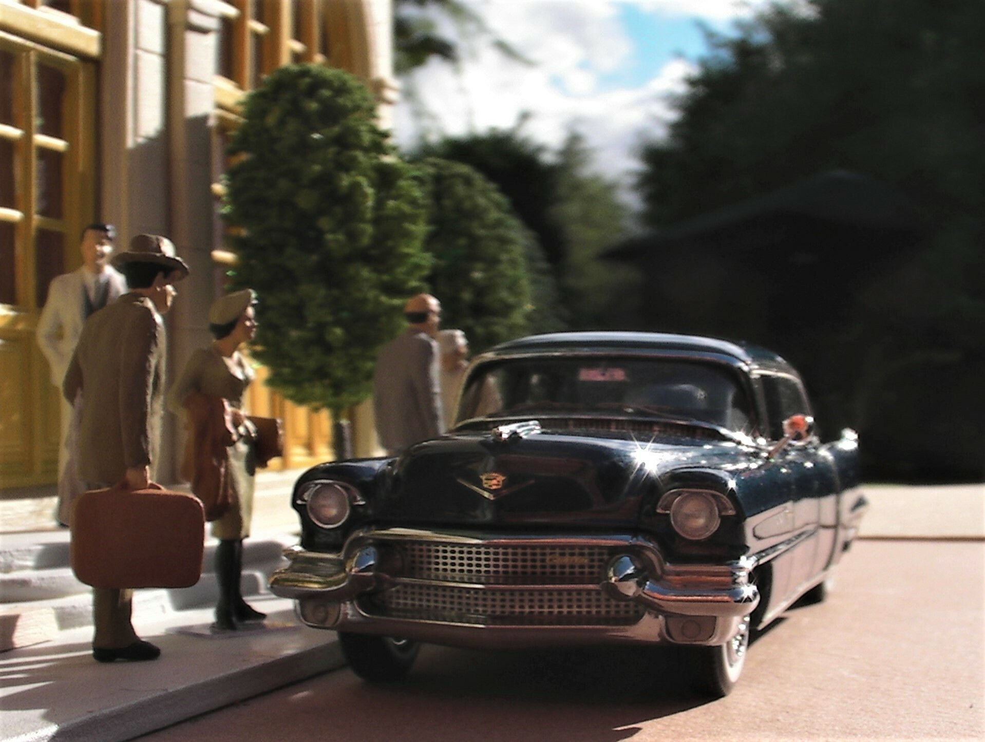 Cadillac 56 Serries 75 Fleetwood Limousine (5)
