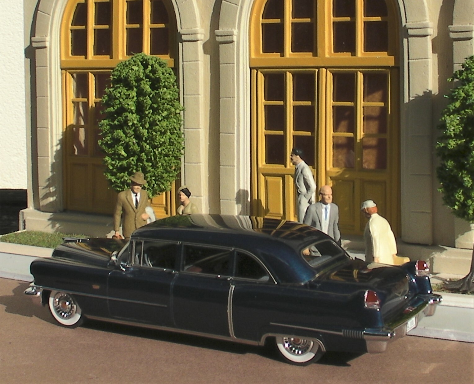 Cadillac 56 Serries 75 Fleetwood Limousine (6)