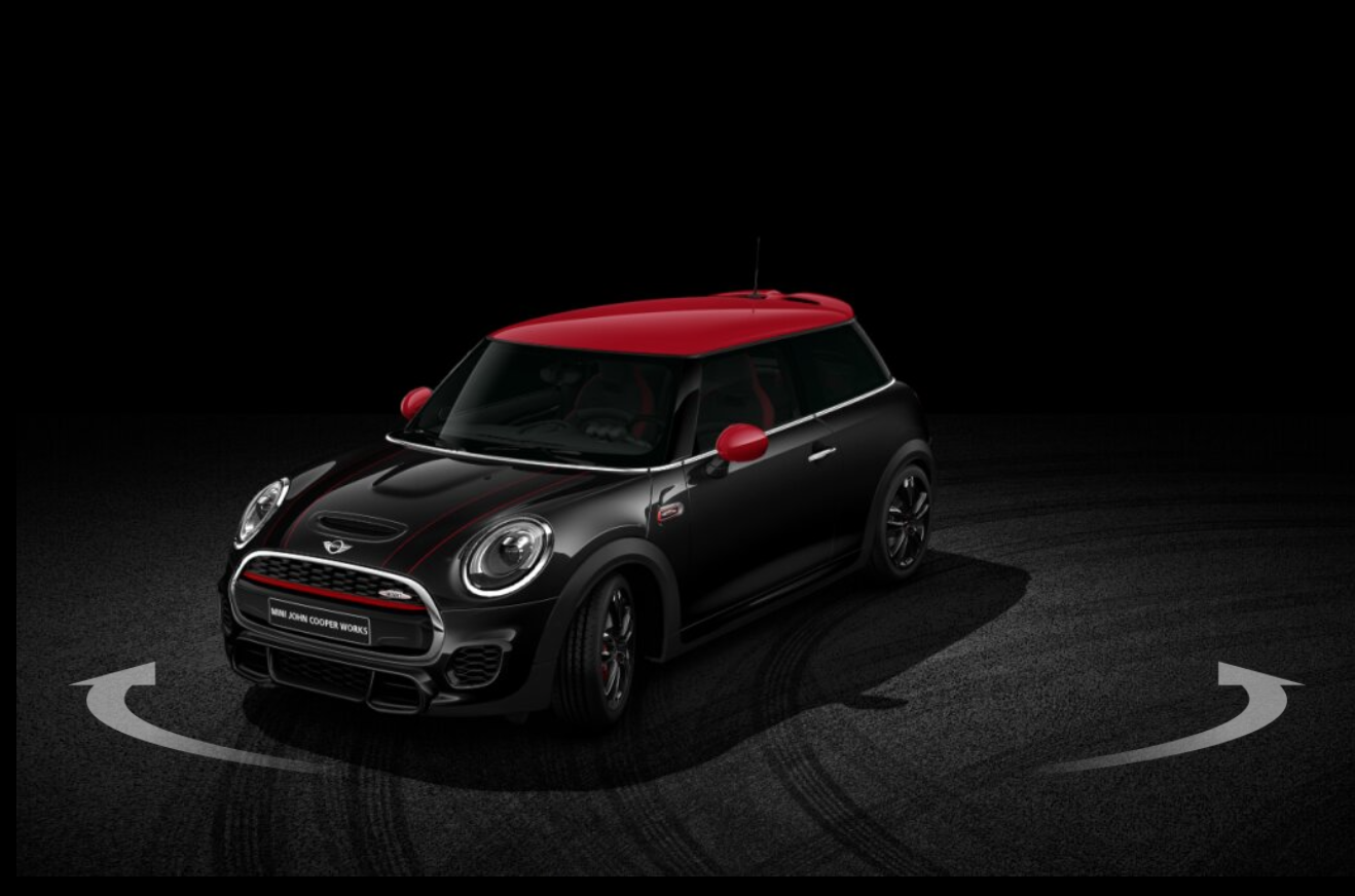 jcw noir toit rouge mini cooper chili red aureco5 photos club. Black Bedroom Furniture Sets. Home Design Ideas