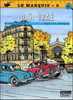 couverture ds irae