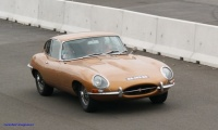Jaguar 1962 Type E b#