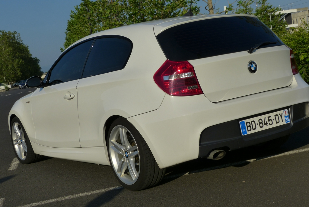 bmw 118d pack m reprog pr sentation s rie 1 bmw forum marques. Black Bedroom Furniture Sets. Home Design Ideas
