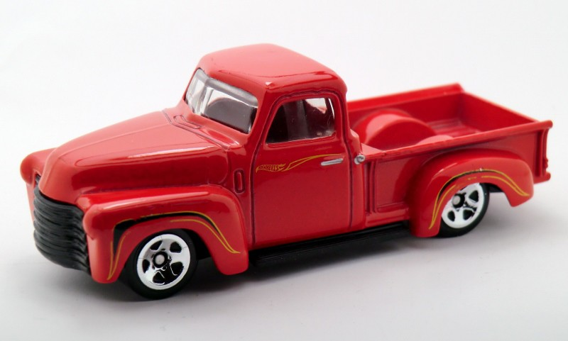 chevy 52 hot wheels avant