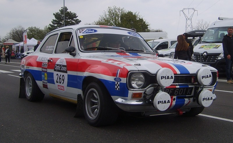 Ford Escort 1600 RS 1972