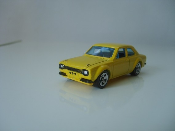 Ford Escort 1600 RS-