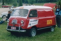 camionette assistance Abarth Moerenhout Savigny