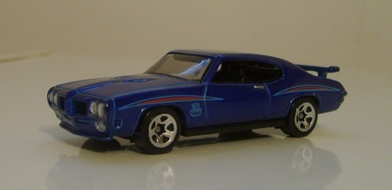 Pontiac GTO Judge 70