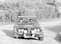 Guy Frequelin Tour de Corse 1974