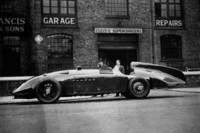 1935 Captain George Eyston Speed of the Wind