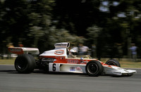 Denny Hulme, McLaren-Ford M23, 1974 Buenos Aires