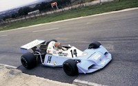 Larry Perkins BRM